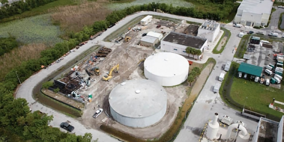 Miramar Wastewater Treatment Plant Tour