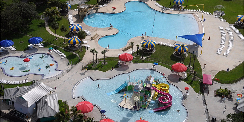 Not Going Back To School -Water Park Day