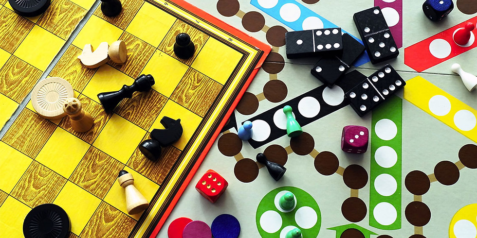 Teen Event: Game Night