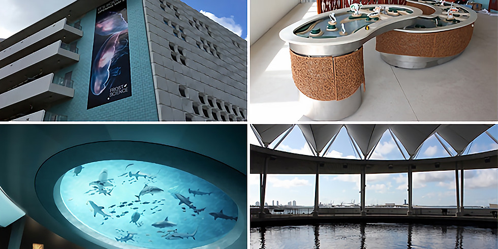 Frost Science Museum Aquarium and  Planetarium - RSVP  by 2/25