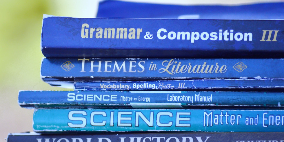 Used Curriculum Sale