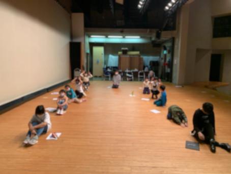 板橋区「子どものための演劇ワークショップ」開始!