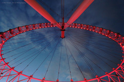 Up to the eye