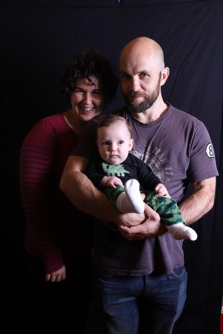 Jess, Joel and Jack