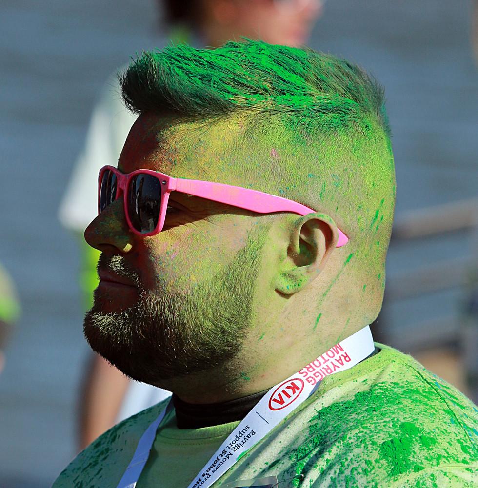 Morecambe colour dash