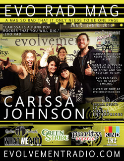 EVO RAD MAG - JAN 2 - JAN 8 - CARISSA JOHNSON - JZ SOCIAL ENTERPRISES - Evolvement Radio.jpg