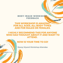 Stacey W quote bi workshop ad nov 2019