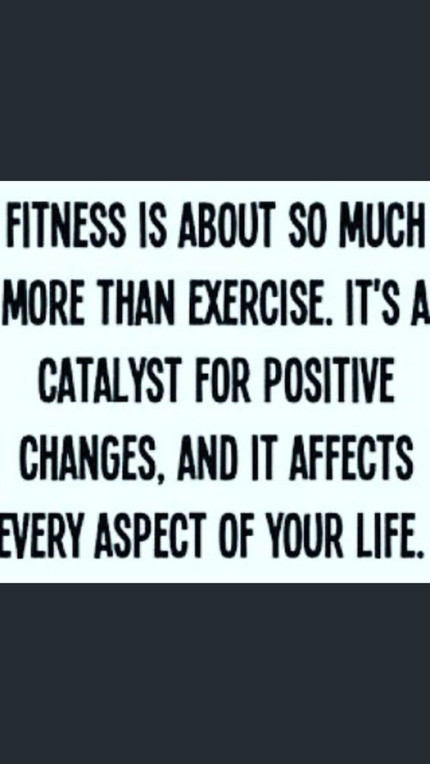 From Me to You...The LOVE of Fitness and what it can Offer