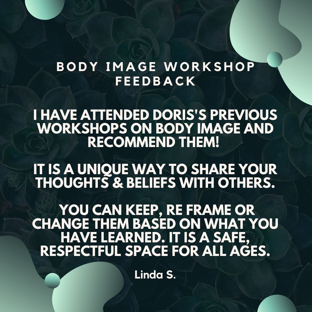 Linda S Quote BI Workshop ad