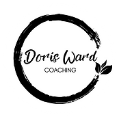 final doris ward logo black circle in wh