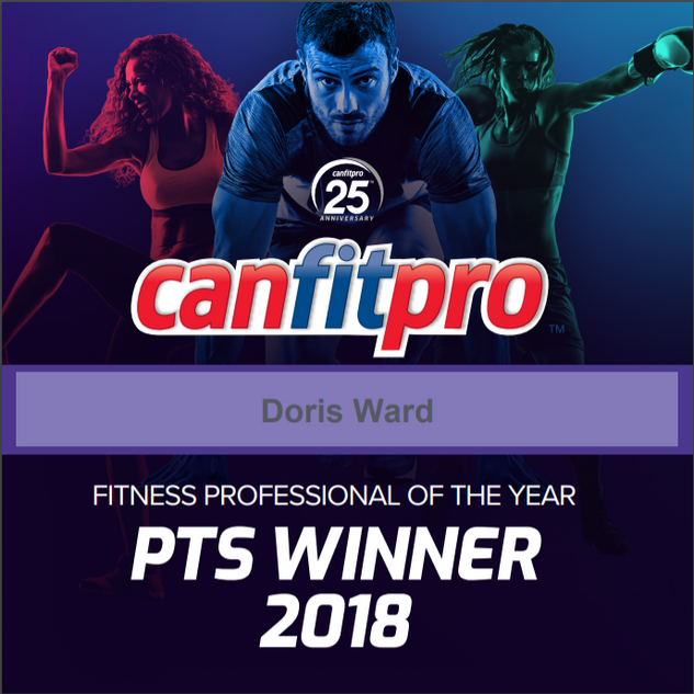 canfitpro Personal Training Specialist o