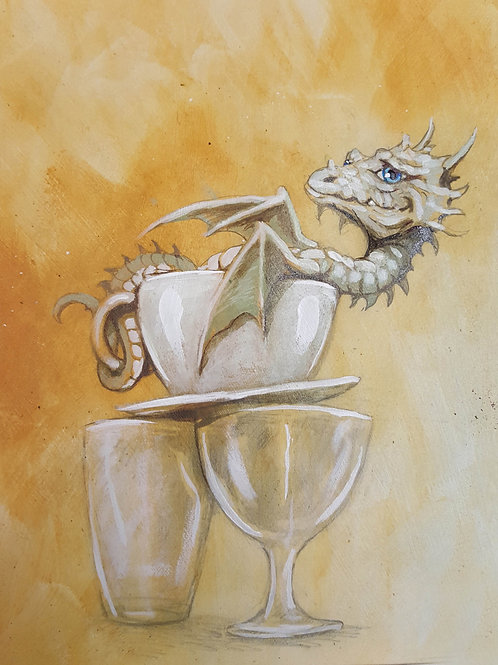 Teacup Dragon