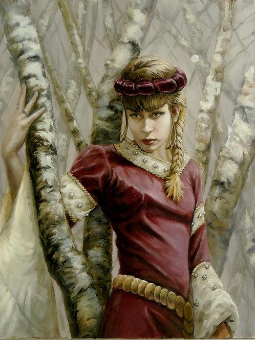 Lady of Shallott