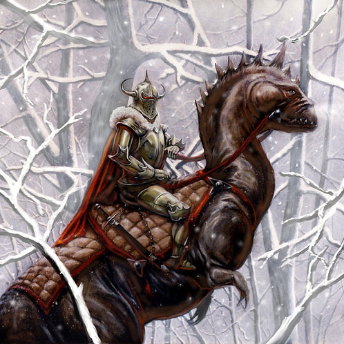 Frost Rider