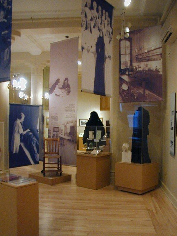 Exposition permanente SSA1
