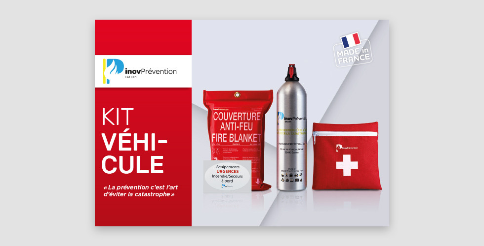 InovPrévention - Kit Véhicule