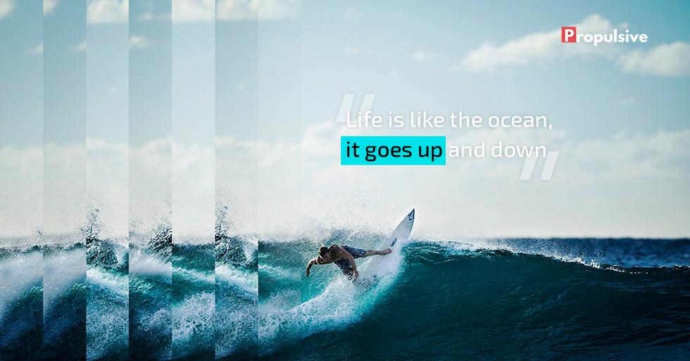 Propulsive - Surfer
