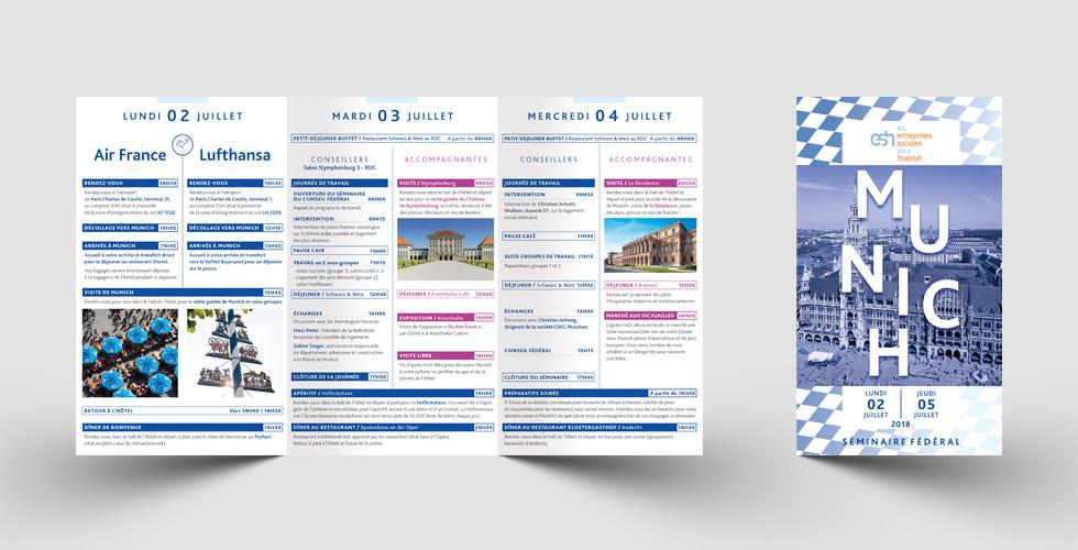 Programme Munich ESH