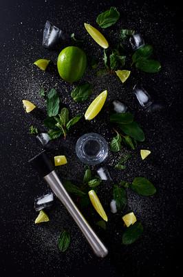Ustensile pour cocktails