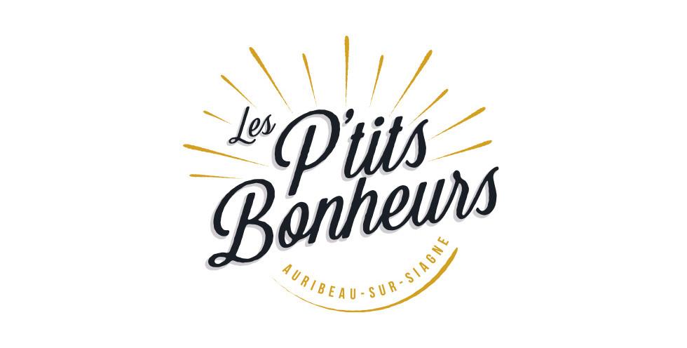 Logotype Les P'tits Bonheurs