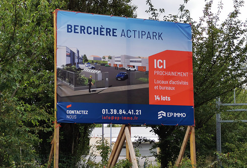 Affiche 4x3 EP Immo