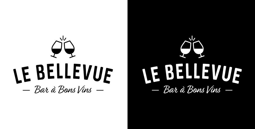 Le Bellevue - Logo