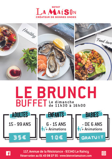 LMR - Flyer brunch