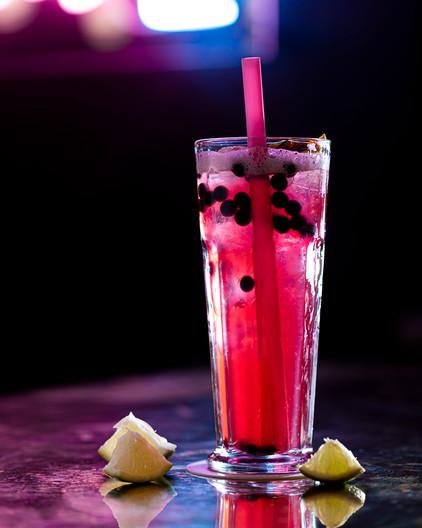 Cocktail Bubble chez Lolita