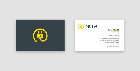 Imatec - Carte de visite