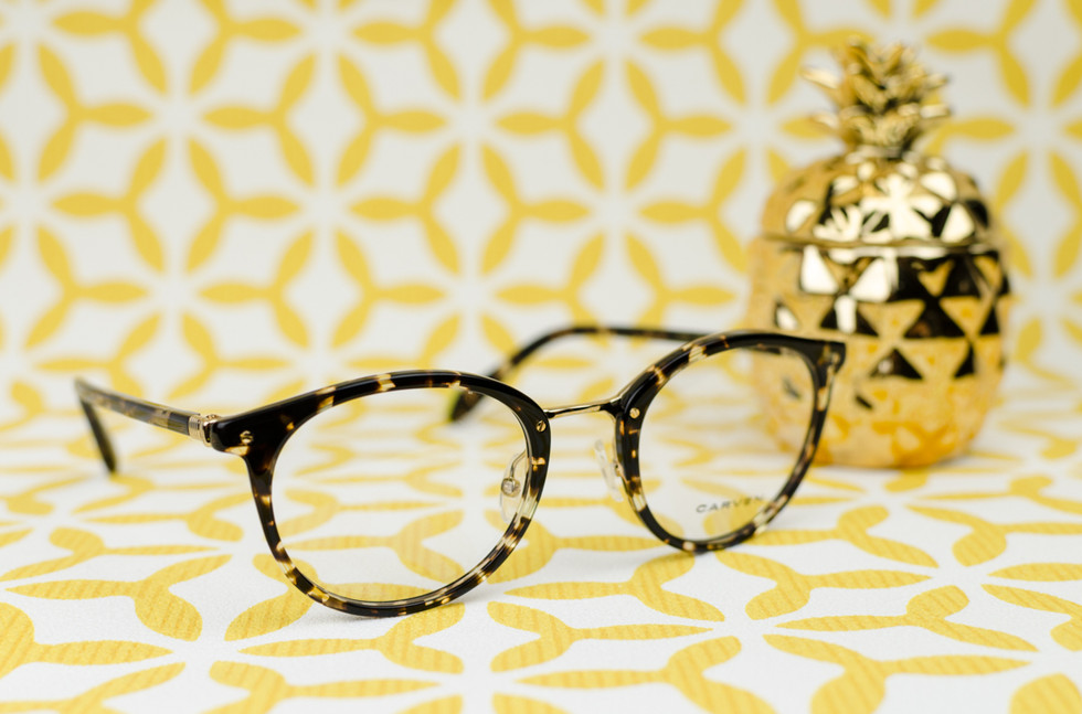 lunettes et ananas