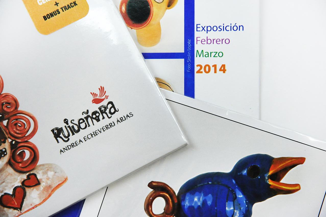 Brochure design - Aterciopelados