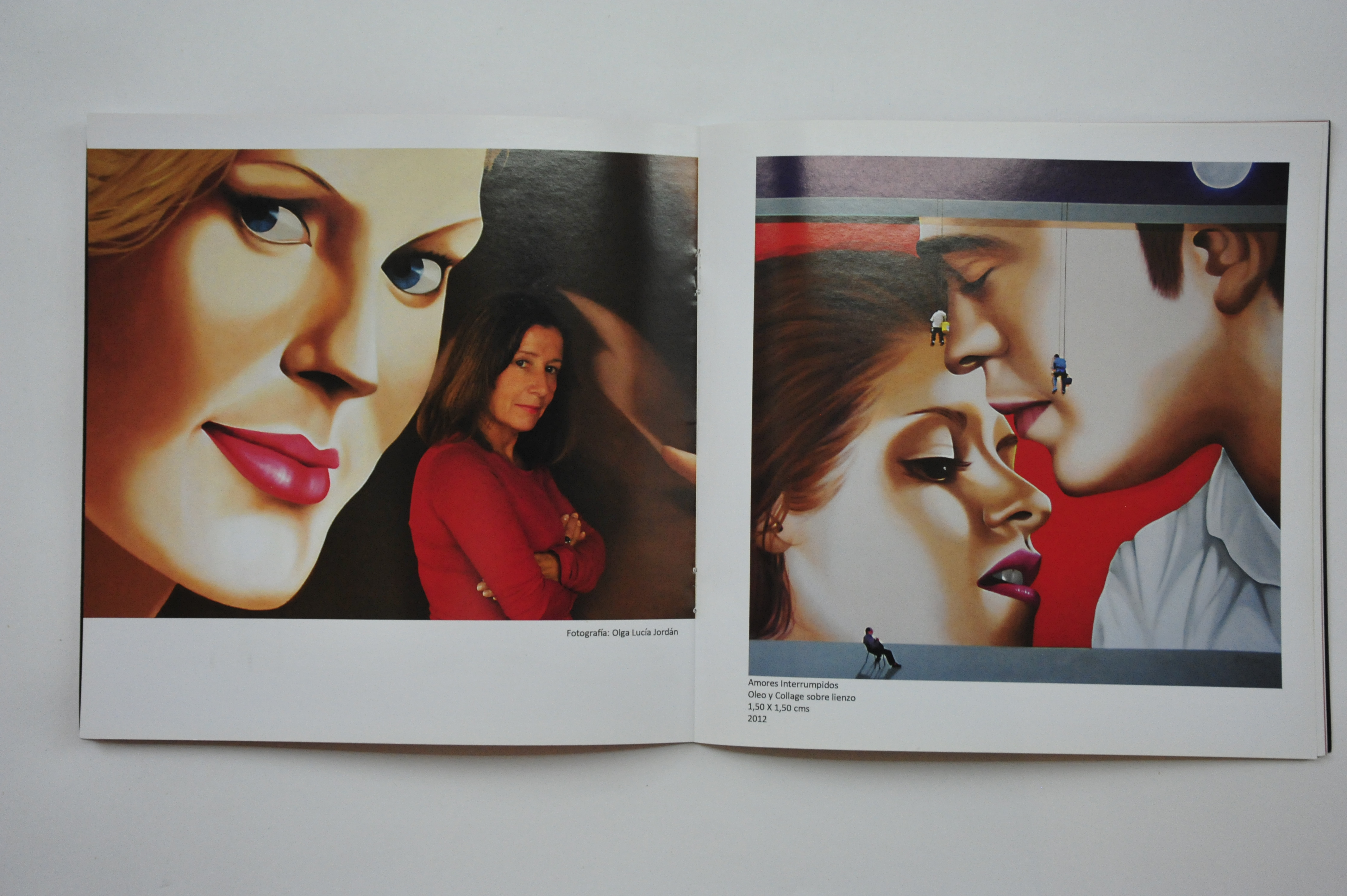 Brochure design - Yolanda Mesa