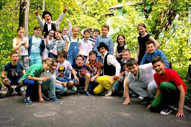 Развлекательные и образовательные квесты для детей в Москве