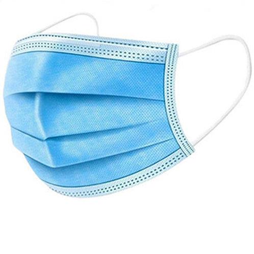 Blue 3 Ply Masks