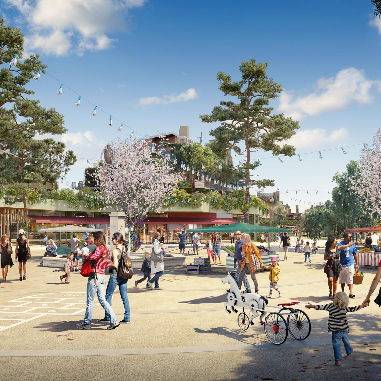 La_place_du_marché_sur_la_Promenade_du_lac_HD