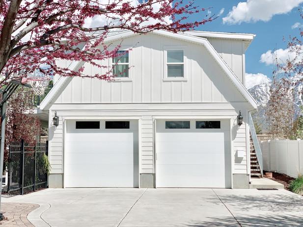 Detached Garage:Apartment