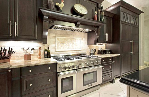 Kitchen Double Island