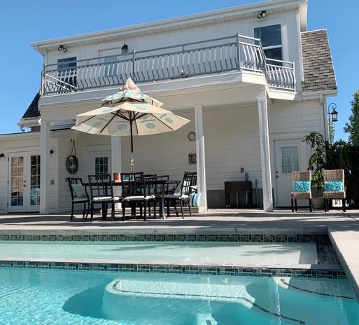 Utah County Pool and Pool House
