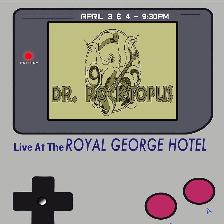 Super Doctor Rocktopus Returns!