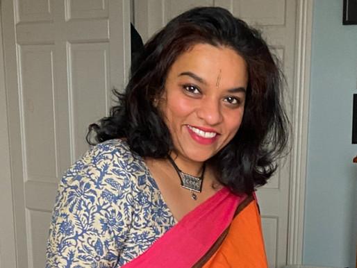 Getting to Know You: Rekha Balaji