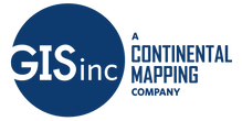 GISinc - A Continental Mapping Company Logo - Blue (002).png