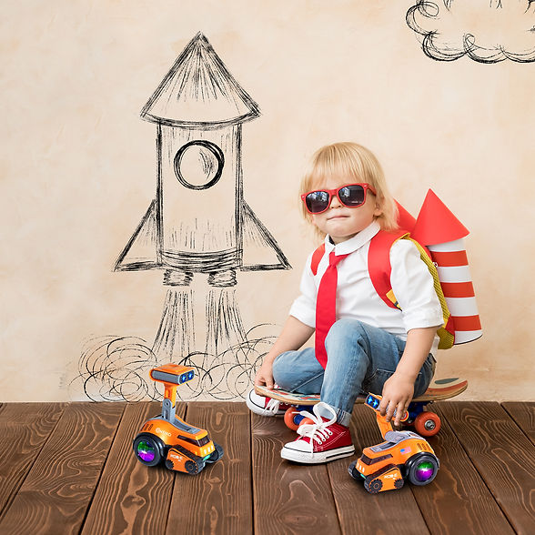 Funny-kid-with-toy-jet-pack-Happy-child-