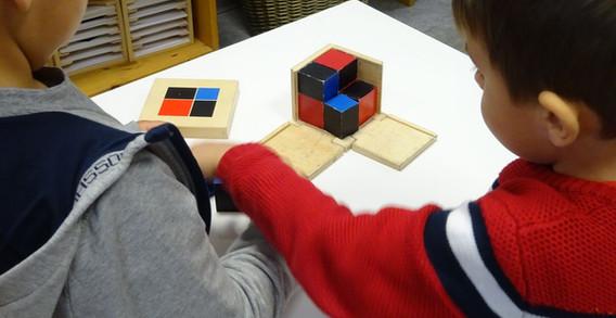 Activité cube