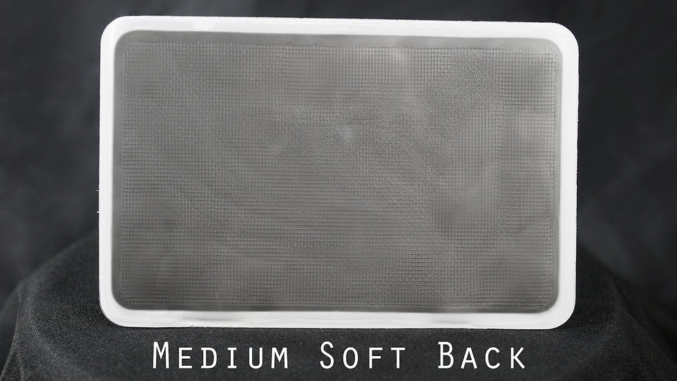 Medium Soft Backed Gelboard