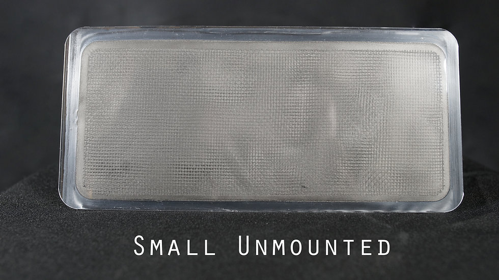 Small Unmounted Gelboard