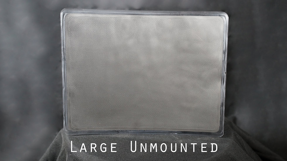 Large Unmounted