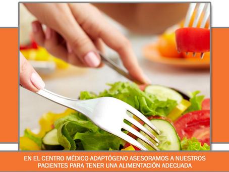 La alimentación balanceada previene enfermedades: