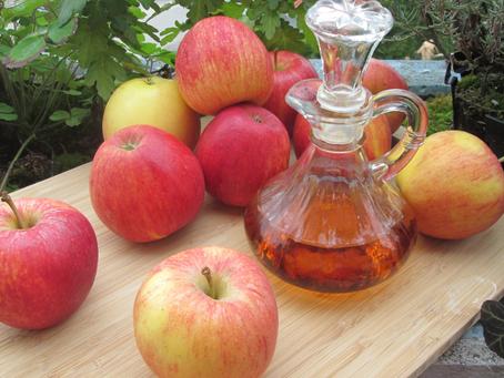 Beneficios del vinagre de manzana: