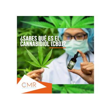 ¿Qué es el Cannabidool (CBD) de grado farmacéutico (profesional)?