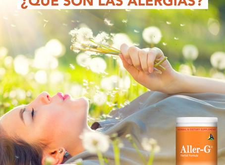 ¿Qué son las alergias?